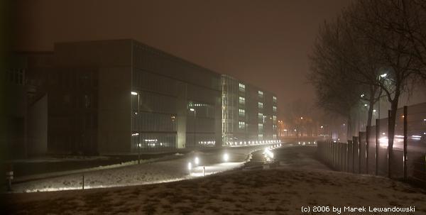 EBIC by night